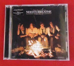 NEEDTOBREATHE - The Heat - Christian Music CCM - Rock Metal CD Promo Copy