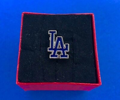 neu Seien Sie In Geldangelegenheiten Schlau La Dodgers Pin-flagge Los Angeles Revers Baseball Hut