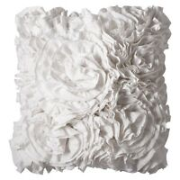 Jersey Ruffle Throw Pillow - Xhilaration&153;