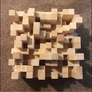 Ultra Diy Acoustic Wood Skyline Sound Diffuser Studio