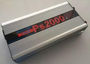Chargers & Inverters Ps2000/24 Home & Garden 4000 Watt Surge 24 Volt Pure Sine Wave Inverter