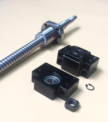 RM2005 Ballscrew L1650mm /& BK//BF15 /& coupler MISS