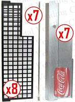 Dixie Narco 501e Vending 12oz Can Delivery Kit With Installation Instructions