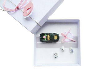 Geldgeschenk Verpackung Auto 2 Hochzeitsgeschenk Brautpaar