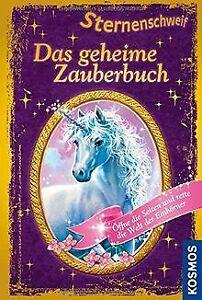 Sternenschweif-Das-geheime-Zauberbuch-von-Chapman-Linda-Buch-Zustand-gut