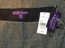 Ralph Lauren Collection Ursula Pencil Skirt 100% Wool 100%silk Lined Size 14