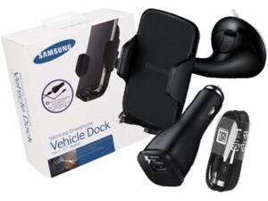 *OVP* Original Samsung EE-V200 Halterung + Ladekabel USB-C und Micro USB Kabel