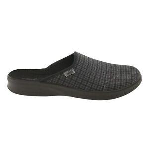 Befado chaussures pour hommes pu 548M012 noir gris