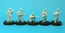 TQD GFM2 20mm Diecast WWII German Mediterranean .jager Command with Radioman