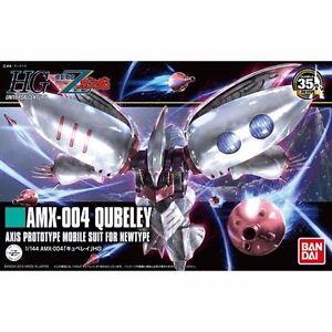 Audacieux Bandai Hguc 195 1/144 Amx-004 Qubeley Revive Version Maquette En Plastique Z ProcéDéS De Teinture Minutieux
