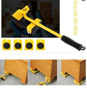 5 pièces ensemble d'outils de déménageur de meubles ensemble d'outils de Transpo