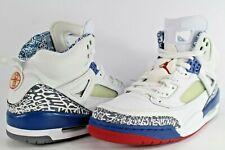 watch 0da4d b3856 item 1 Nike Air Jordan Spizike True Blue White Varsity Red Size 9.5 315371- 163 - Nike Air Jordan Spizike True Blue White Varsity Red Size 9.5 315371- 163