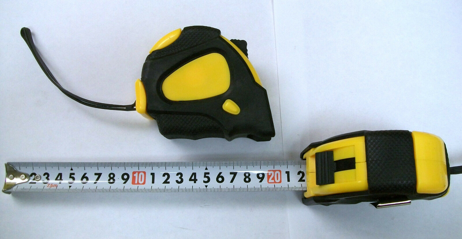 7.5m Metric Tape Measure BULK --  WT-168 Lot of 6