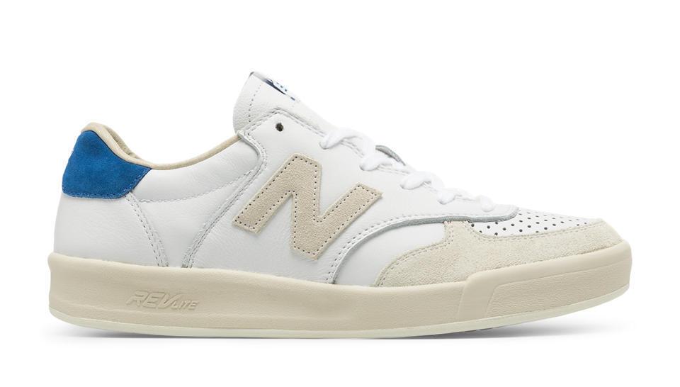 Schuhe  Herren Damens turnschuhe new balance pelle crt 300 tennis pelle balance bianca f4696c
