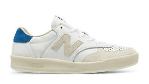 New Balance CRT300 Sneakers in pelle bianco