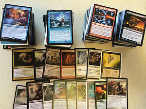 1-Full-Pound-of-Magic-The-Gathering-cards-from-my-collection-rares-foils-lot-CNY