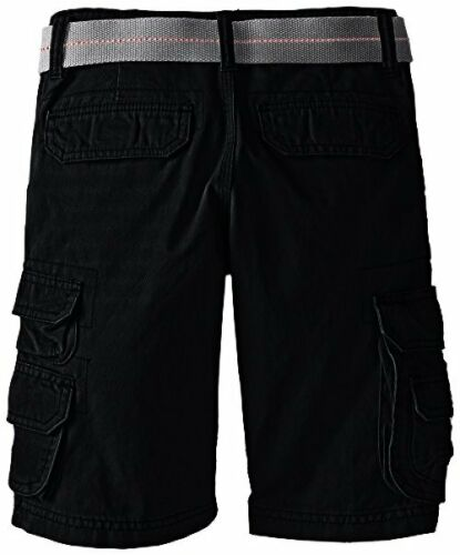 Lee Childrens Apparel Big Boys Dungarees Belted Wyoming Cargo Short