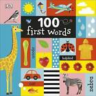100 First Words by DK (Board book, 2017)