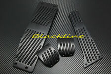 For BMW E82 E87 E88 E46 M3 E90 E91 E92 3 Series MT Manual Aluminum BLK Pedal Set
