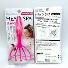 2 pks Head SPA Scalp Massager Massage Tool Stress Release Healthy Hair Care