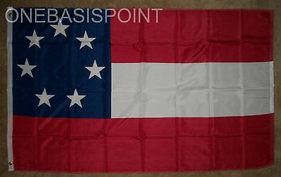 PROTECT /& SAVE OUR CONFEDERATE MONUMENTS FLAG 3/' X 5/' POLYESTER FLAG Civil War