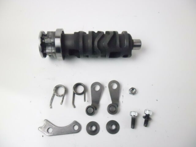 1993 Kawasaki zx1100 C4/93 ZX 11/1100 Transmission Selector Drum And Hardware