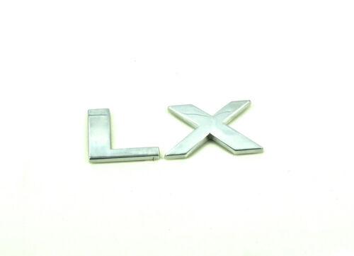 Véritable nouvelle Ford insigne LX boot pour Focus C-Max période 2003-2007 Galaxy 2006 S-Max 2006