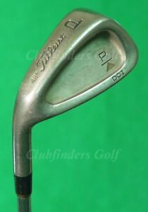 LH-Titleist-Original-DCI-Gold-PW-Pitching-Wedge-Factory-MS-209-Steel-Regular