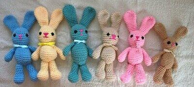 Amigurumi bunny with long ears - Amigurumi Today   180x400