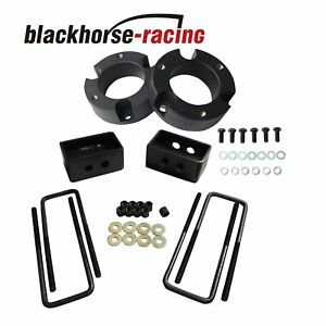 3-034-Front-2-034-Rear-Leveling-Lift-Kit-For-2005-2018-Toyota-Tacoma-4WD-2WD-Black