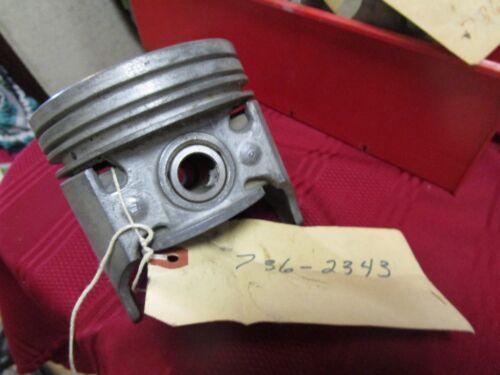 Mercury OEM 120HP piston new 736-2343
