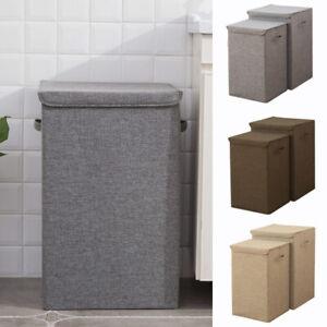 Folding-Pop-Up-Washing-Laundry-Basket-Dirty-Clothes-Bin-Hamper-Storage-Organizer
