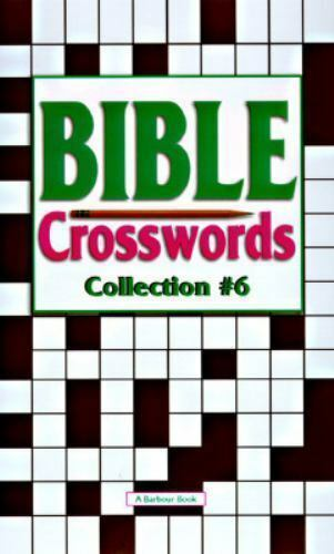Bible Crosswords by Barbour Books Staff