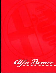 1991-Alfa-Romeo-164S-164-and-Spider-Veloce-Original-Car-Sales-Brochure-Folder