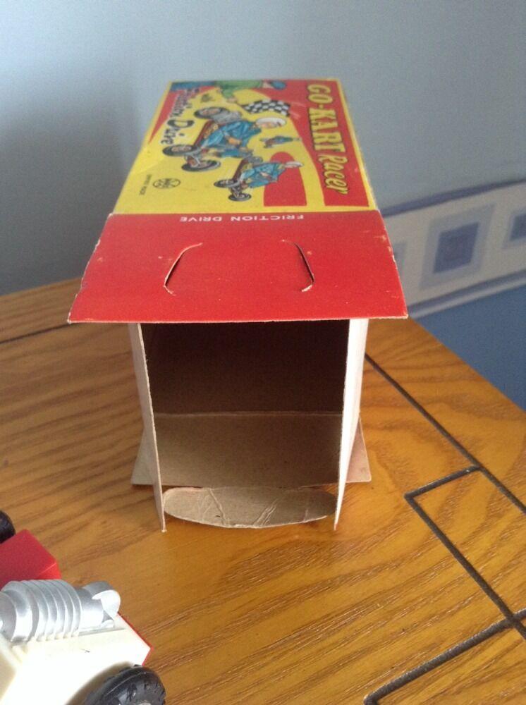 Marx Toys Vintage Plastic Friction Friction Friction Drive 1960s. 6b2d40
