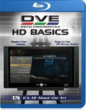 NEW Digital Video Essentials: HD Basics [Blu ray] FREE SHIPPING