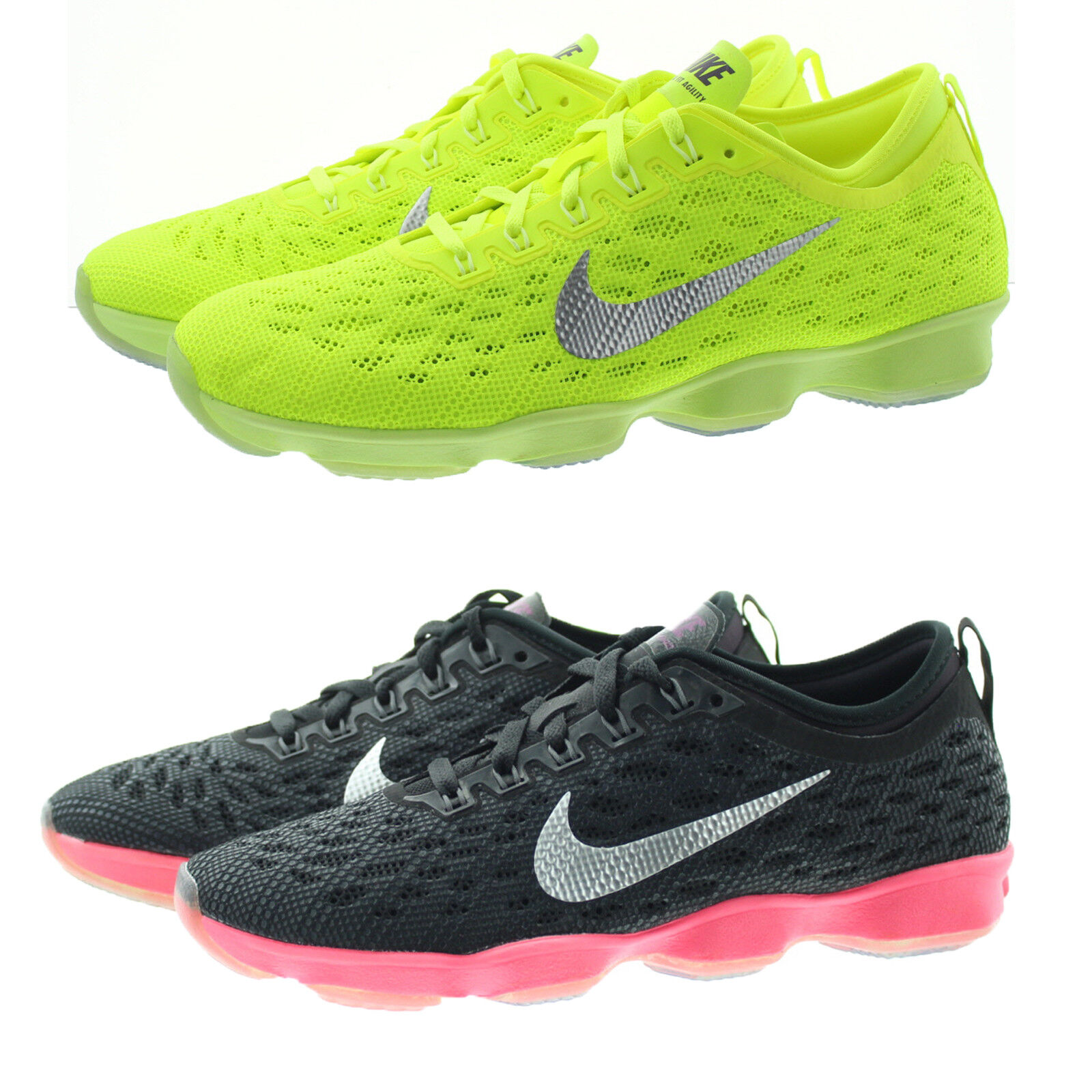 1c369d6bdded4 Nike 684984 Womens Zoom Fit Agility Training Cross Fit Fit Fit Running shoes  Sneakers a30423