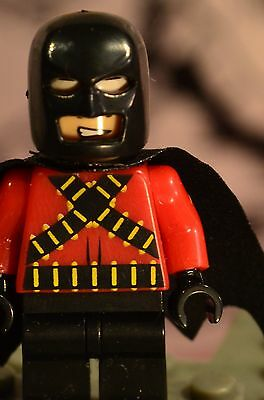 DC Super heroes REDROBIN w//t Red Robin MotorCycle figure US Seller BATMAN