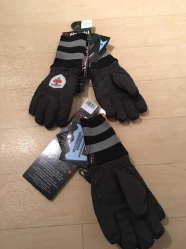 Roeckl Childs Keo Black Glove