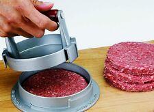 Burger Press Adjustable Hamburger Meat Patty Maker Cooking-Kitchen Gadget Grill
