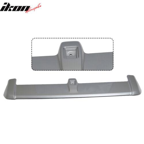 Fits 07-11 Honda CRV OE Factory Painted Whistler Silver Metallic Trunk Spoiler