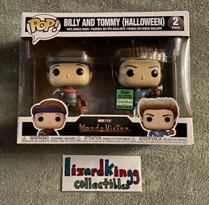Funko Pop! Marvel WandaVision Billy and Tommy 2-pack