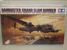 Tamiya 1/48 Scale Avro Lancaster Dambuster / Grand Slam Bomber - Factory Sealed