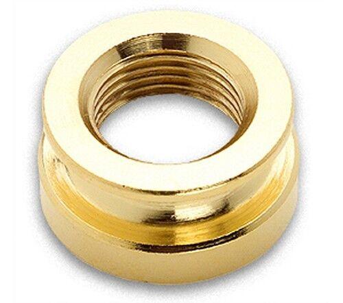 K/&K Sound Ultra-Pure Mini Guitar Pickup 3 Sensors w//Preamp and Gold Strap Button