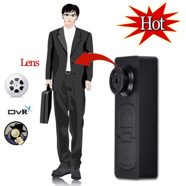 Mini USB Spy DV Button Shape Camera Video PC DVR Voice Recorder 30fps 720*480