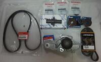 Genuine/oem Honda/acura V6 Complete Timing Belt & Water Pump Kit Factory Parts