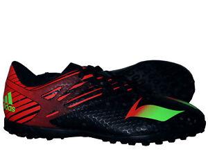 49ad57eda063e La imagen se está cargando Adidas-Ninos-Zapato-de-Futbol-Messi-15-4-