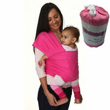 22f5691975b item 5 New Baby Sling Stretchy Adjustable Wrap Carrier Pouch Infant Birth  Breastfeeding -New Baby Sling Stretchy Adjustable Wrap Carrier Pouch Infant  Birth ...