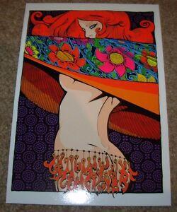 "MALLEUS Postcard Print GYPSY QUEEN Witches 4.75X6.75/"" poster art handbill"