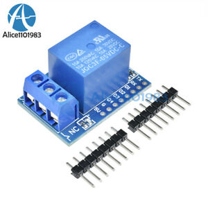 NEW Relay Shield for Arduino WeMos D1 Mini ESP8266 Development Board